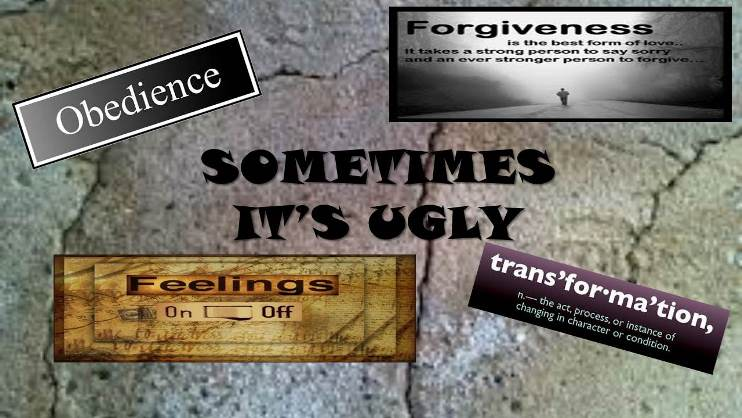 Sometimes Its Ugly